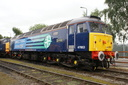 47853 Rail Express - 18-8-12 - Crewe Gresty Bridge (1)