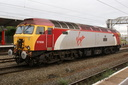57308 Thunderbirds Tin Tin - 18-8-12 - Crewe