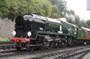 34053 Sir Keith Park - 21-9-12 - Bewdley (1)