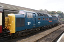 55002 The Kings Own Yorkshire Light Infantry - 30-9-12 - Wansford