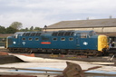 55002 The Kings Own Yorkshire Light Infantry - 30-9-12 - Wansford (2)