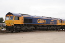 66717 Good Old Boy - 30-9-12 - Peterborough