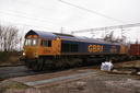 66710 Phil Packer - 28-12-12 - Bushbury Junction