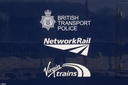 British Transport Police - Network Rail - Virgin Trains