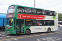 5518 BX13JNZ - 1-6-13 - Dudley Bus Station