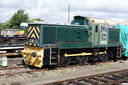 D9553 - 28-7-13 - Toddington (Gloucestershire Warwickshire Railway)