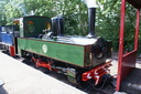 Hen 14968 - 28-7-13 - California Crossing (North Gloucestershire Narrow Gauge Railway)