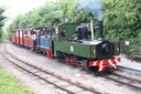 Hen 14968 + HE 6647 - 28-7-13 - Toddington (North Gloucestershire Narrow Gauge Railway)