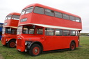 267 JVV267G - 22-9-13 - Long Marston Airfield, (Showbus 2013)