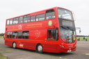360 J1OXF - 22-9-13 - Long Marston Airfield, (Showbus 2013)