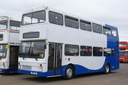 387FYM - 22-9-13 - Long Marston Airfield, (Showbus 2013)