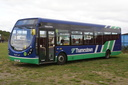 416 WX12GDO Princes Patricia - 22-9-13 - Long Marston Airfield, (Showbus 2013)
