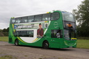 404 SN62AOX - 22-9-13 - Long Marston Airfield, (Showbus 2013)