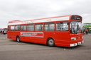 421 GNU568N - 22-9-13 - Long Marston Airfield, (Showbus 2013)