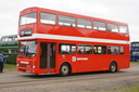 3501 UTN501Y - 22-9-13 - Long Marston Airfield, (Showbus 2013)