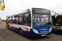 36719 YN62BDU - 22-9-13 - Long Marston Airfield, (Showbus 2013)