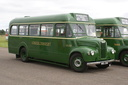 GS32 MXX332 - 22-9-13 - Long Marston Airfield, (Showbus 2013)