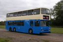 LM10 K481EUX - 22-9-13 - Long Marston Airfield, (Showbus 2013)