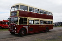 PFN874 - 22-9-13 - Long Marston Airfield, (Showbus 2013)