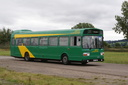 SD3024 KHT122P - 22-9-13 - Long Marston Airfield, (Showbus 2013)