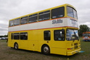 T437JJF - 22-9-13 - Long Marston Airfield, (Showbus 2013)