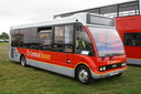 YJ59PKA - 22-9-13 - Long Marston Airfield, (Showbus 2013)