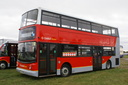 X233NNO - 22-9-13 - Long Marston Airfield, (Showbus 2013)