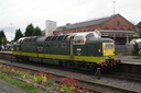 D9009 Alycidon - 4-10-13 - Kidderminster Town (Severn Valley Railway) (1)