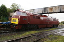 D1062 Western Courier - 4-10-13 - Kidderminster Town (Severn Valley Railway) (2)