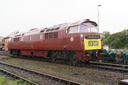 D1062 Western Courier - 4-10-13 - Kidderminster Town (Severn Valley Railway) (3)