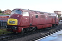 D821 Greyhound - 4-10-13 - Kidderminster Town (Severn Valley Railway) (3)