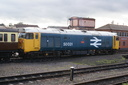 50031 Hood - 4-10-13 - Kidderminster Town (Severn Valley Railway) (1)