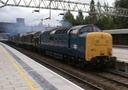 55002 The Kings Own Yorkshire Light Infantry + D6700 + D9009 Alycidon + 37109 - 7-10-13 - Stafford