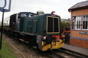 RH 459515 Iris - 12-10-13 - Chinnor (Chinnor & Princes Risborough Railway) (1)