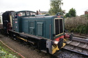 RH 459515 Iris - 12-10-13 - Chinnor (Chinnor & Princes Risborough Railway) (2)