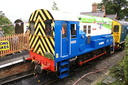 08649 Bradwell - 12-10-13 - Chinnor (Chinnor & Princes Risborough Railway)