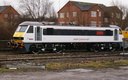 90005 Vice - Admiral Lord Nelson - 31-12-13 - Ryecroft Junction