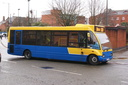 YT51EBA - 3-1-14 - Pipers Row, Wolverhampton