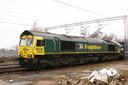 66593 3MG MERSEY MULTIMODAL GATEWAY - 8-3-14 - Bushbury Junction