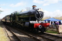 4936 KINLET HALL - 22-3-14 - Hampton Loade (Severn Valley Railway) (1)