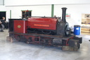 HE 492 KING OF THE SCARLETS - 29-3-14 - Statfold Barn Railway