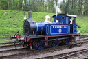 323 BLUEBELL - 12-4-14 - Shackerstone (Battlefield Line) (2)