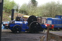AP 9449 THE BLUE CIRCLE - 12-4-14 - Shackerstone (Battlefield Line) (2)