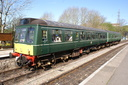 52025 + 52006 - 13-4-14 - Bitton (Avon Valley Railway)