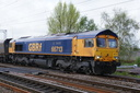 66713 Forest City - 26-4-14 - Bushbury Junction