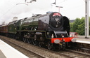 46233 DUCHESS OF SUTHERLAND - 28-6-14 - Birmingham International