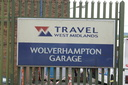 Travel West Midlands Wolverhampton Garage