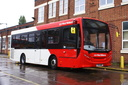 764 YY14WHP - 25-8-14 - Perry Barr Bus Garage