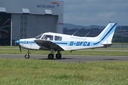 G-GFCA - 17-8-14 - Cardiff Airport
