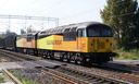 56096 + 56105 - 21-9-14 - Bushbury Junction